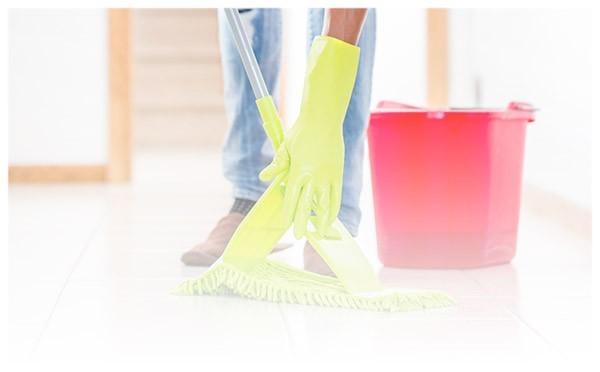 Sprzątanie hal