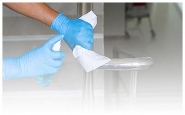 Sprzątanie przychodni iplacówek medycznych